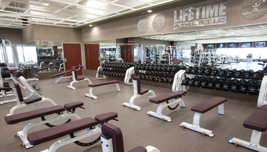 Mississauga chiropractor presents lifetime fitness for Gym life fitness