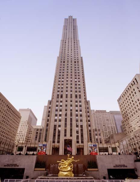Mississauga Chiropractor Presents : Rockefeller Center